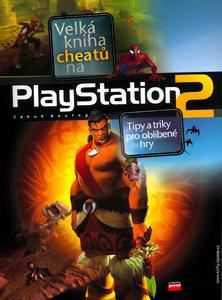 Obrázok Velká kniha cheatů na PlayStation 2