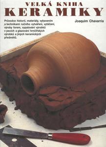 Obrázok Velká kniha keramiky