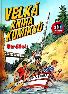 Obrázok Velká kniha komiksů IV