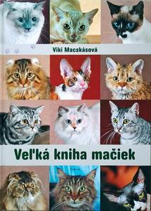 Obrázok Veľká kniha mačiek