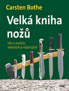 Obrázok Velká kniha nožů