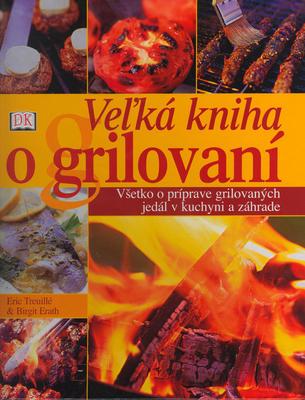 Obrázok Veľká kniha o grilování