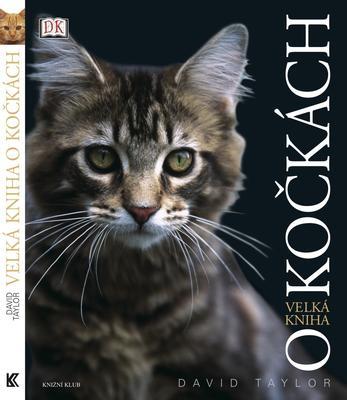 Obrázok Velká kniha o kočkách