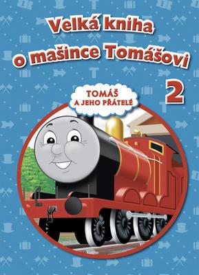 Velká kniha o mašince Tomášovi 2