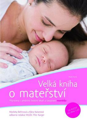 Obrázok Velká kniha o mateřství