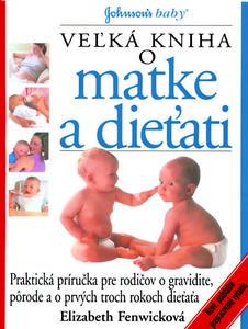 Obrázok Veľká kniha o matke a dieťati