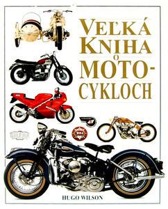 Obrázok Veľká kniha o motocykloch