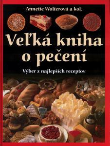 Obrázok Veľká kniha o pečení