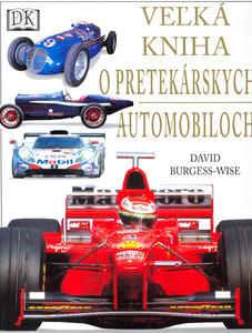 Obrázok Velká kniha o pretekárskych automobiloch