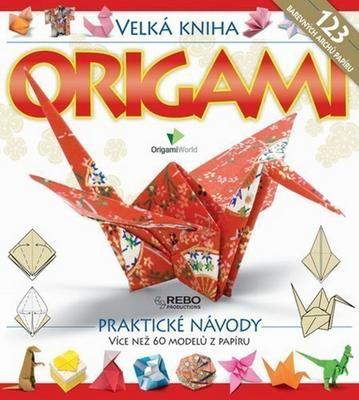 Obrázok Velká kniha origami