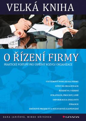 Obrázok Velká kniha o řízení firmy