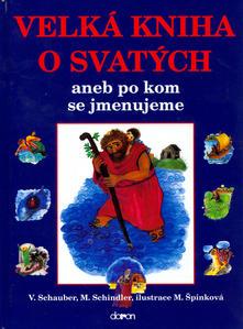 Obrázok Velká kniha o svatých