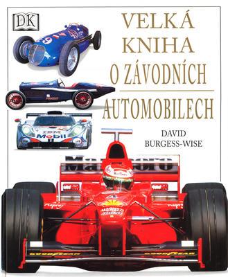 Velká kniha o závodních automobilech