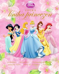Obrázok Velká kniha princezen