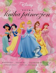 Obrázok Veľká kniha princezien