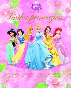 Obrázok Veľká kniha princezien SK
