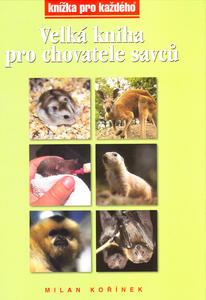 Obrázok Velká kniha pro chovatele savců
