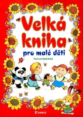 Obrázok Velká kniha pro malé děti