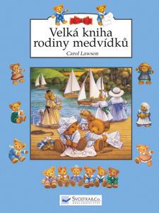 Obrázok Velká kniha rodiny medvídků