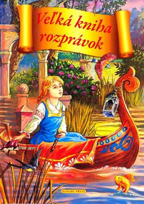 Obrázok Veľká kniha rozprávok