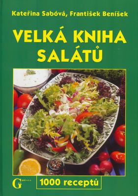 Obrázok Velká kniha salátů