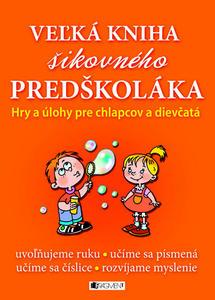 Obrázok Veľká kniha šikovného predškoláka