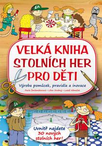 Obrázok Velká kniha stolních her pro děti