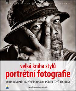 Obrázok Velká kniha stylů portrétní fotografie