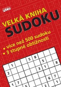 Obrázok Velká kniha sudoku