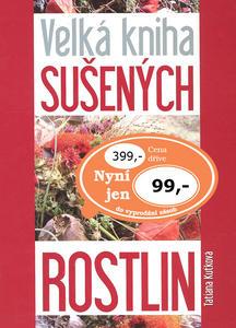 Obrázok Velká kniha sušených rostlin