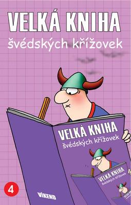 Obrázok Velká kniha švédských křížovek 4.