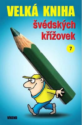 Obrázok Velká kniha švédských křížovek 7.