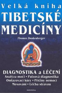 Obrázok Velká kniha tibetské medicíny