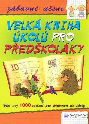 Obrázok Velká kniha úkolů pro předškoláky