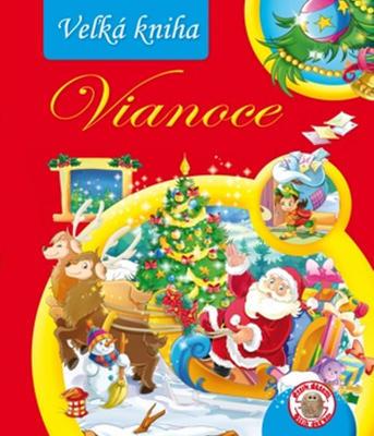 Obrázok Veľká kniha Vianoce