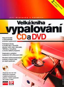 Obrázok Velká kniha vypalování CD a DVD
