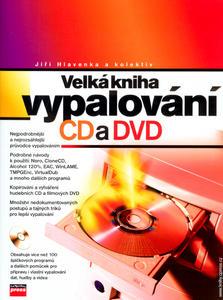 Obrázok Velká kniha vypalování CD a DVD + CD
