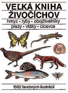 Obrázok Veľká kniha živočíchov