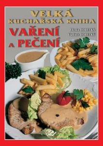 Obrázok Velká kuchařská kniha vaření a pečení