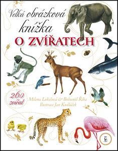 Obrázok Velká obrázková knížka o zvíř.