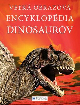 Obrázok Veľká obrazová encyklopédia dinosaurov