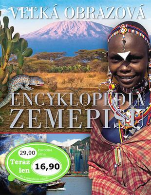 Obrázok Veľká obrazová encyklopédia zemepisu