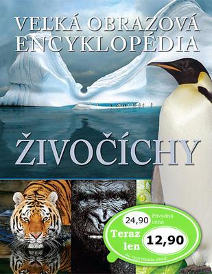 Obrázok Veľká obrazová encyklopédia Živočíchy
