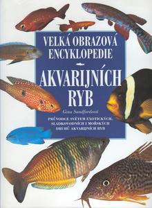 Obrázok Velká obrazová encyklopedie akvarijních ryb