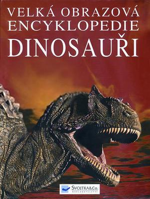 Obrázok Velká obrazová encyklopedie dinosauři