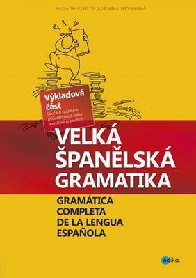 Obrázok Velká španělská gramatika