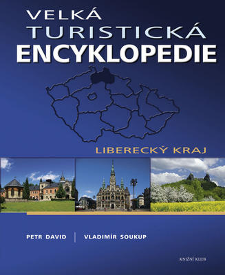 Obrázok Velká turistická encyklopedie Liberecký kraj