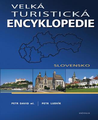 Obrázok Velká turistická encyklopedie Slovensko