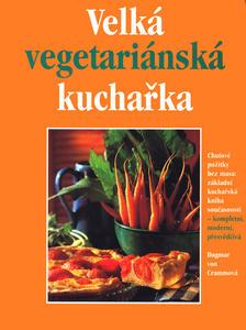Obrázok Velká vegetariánská kuchařka
