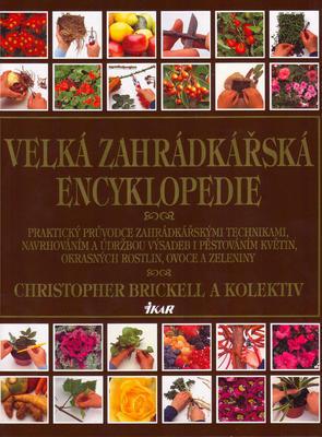 Obrázok Velká zahrádkářská encyklopedie